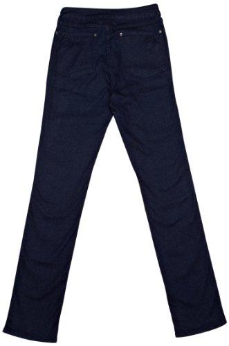 Wizard Jeans- Jeans - Droit - Femme Bleu