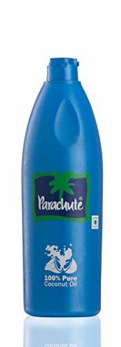 Parachute Pure Coconut Oil Bottle, 500ml
