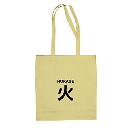 Hokage - Stofftasche / Beutel Natur