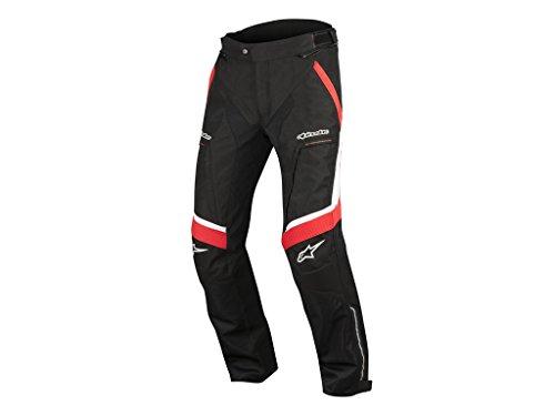 Alpinestars - Motorradhose Ramjund Air Pants Schwarz Rot Weiss - M
