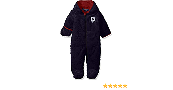 U S Polo Assn Baby Jungen Pram More Styles Available Daunenalternative Jacke Navy 12 Monate Bekleidung