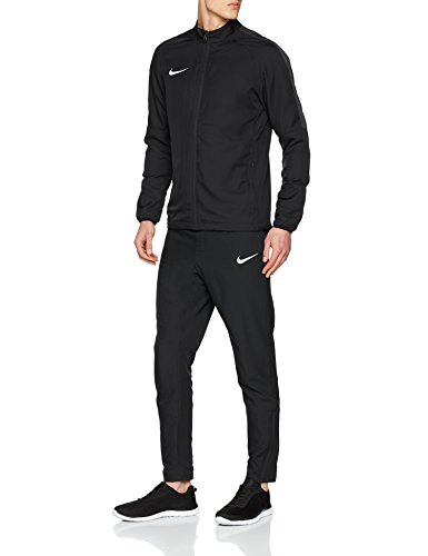 Nike Herren Dry Academy 18 Trainingsanzug, Black/Anthracite/White, S