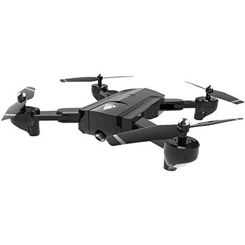 feiXIANG Drone con Telecamera Quadricottero Mini Quadcopter per Bambini Professionale Selfie Parrot Droni Chiave Ritorno Hover GPS RC Macchina Fotografica Flusso Ottico WiFi 1080P