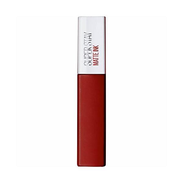 Maybelline Super Stay Barra de Labios Matte Ink 20 Pioner – 26 gr
