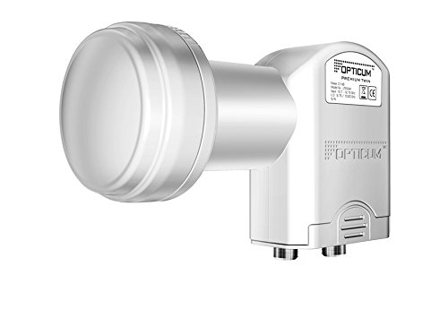 Opticum LTP04H - LNB doble para equipos