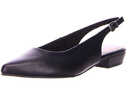 Tamaris 1-29402-22 Damen Schuhe Slingpumps, Schuhgröße:36, Farbe:Schwarz