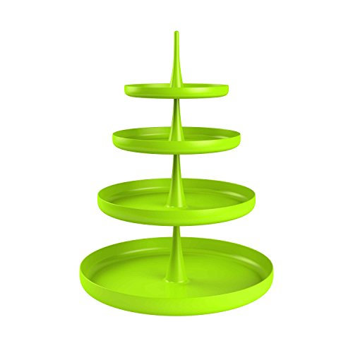 Zak Designs 0204-230 Sombrero Étagère Modulable Vert