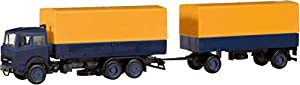 Herpa 309578 Iveco Magirus PrPlHzg, Color Amarillo
