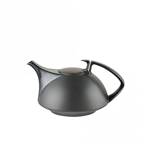 Rosenthal Studio-Line TAC Gropius Black Teekanne 6 Pers.