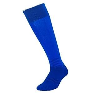 COMVIP Erwachsene/Kinder Sport Outdoor Fussball Lange Socke Strümpfe Trekkingsocken Laufsocken