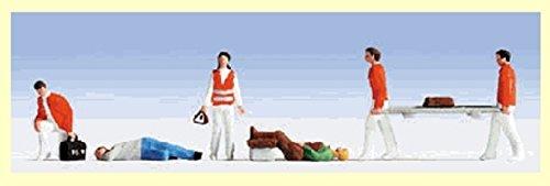 Noch 15094 Paramedici, 6 personaggi con accessori HO