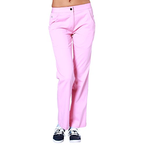 Adidas–W Straight LG Pant–Damen Hose Rosa - Rosé