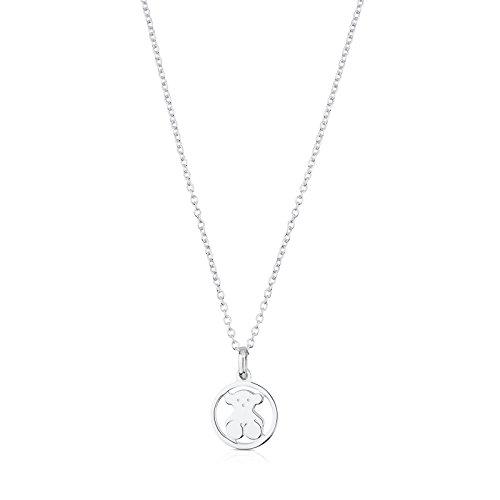 Tous collana con ciondolo donna argento - 712164500