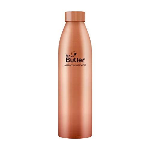Mr. Butler Pure Copper Water Bottle, 1000 ML