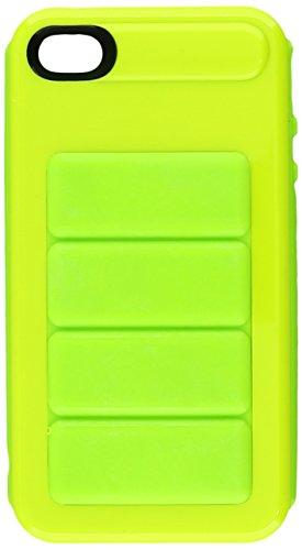 SwitchEasy Odyssey - Custodia in plastica rigida per iPhone 4, colore: Lime Green
