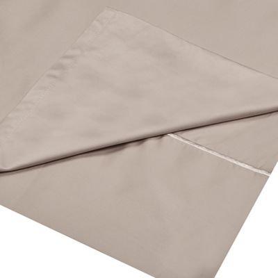 Designer zu Debenhams grau Fadenzahl 500Supima & # xfffd; Baumwolle Spannbetttuch, baumwolle, grau, Sgl Fit Sh (Supima-baumwolle Bath Sheet)