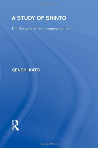 A Study of Shinto: The Religion of the Japanese Nation (Routledge Library Editions: Japan) by Genchi Katu (2010-09-09) par (Relié)