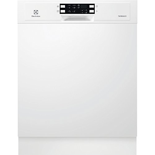 Electrolux ESI5533LOW Semi intégré 13places A+ lave-vaisselle - Lave-vaisselles (Semi intégré, Taille maximum (60 cm), Blanc, boutons, Tactil, LED, 1,5 m)