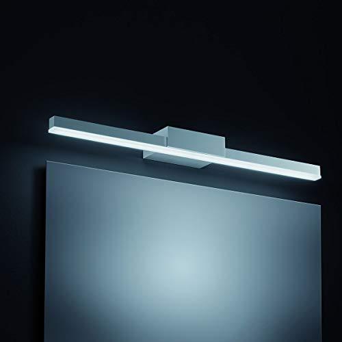 Helestra LED Wandleuchte Ivy Aluminium Matt IP54 | LEDs fest verbaut 16,8W 1620lm warmweiß | 18/1548.26