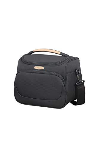 SAMSONITE Spark SNG Eco Beauty Case Kulturtasche, 29 cm, 14.5 L, Eco Black