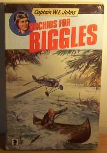 Orchids for Biggles