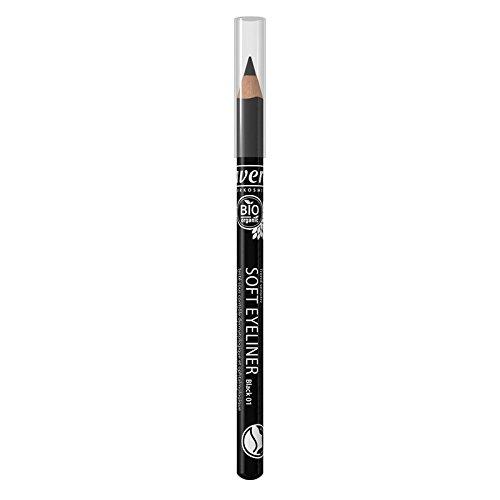 LAVERA Soft Eyliner 01 black 1.14 g Flüssigkeit