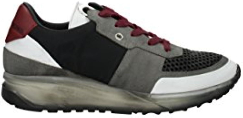 Sneakers Leather Crown Hombre - Tejido (MAERO) EU