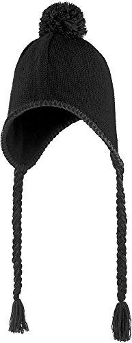 New Result Winter Essentials Result Inca Hat Ladies Warm Ear Flaps Tassel Hats