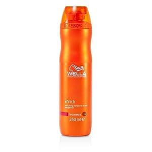 Wella Enrich Moisturizing Shampoo For Dry & Damaged Hair (Fine/Normal) 250ml/8.4oz – Haarpflege