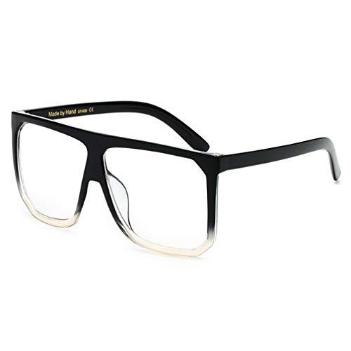 Fliegend occhiali da sole polarizzati quadrati donna uomo occhiali da sole retrò vintage unisex occhiali da sole uv400 lente specchiata ultraleggero