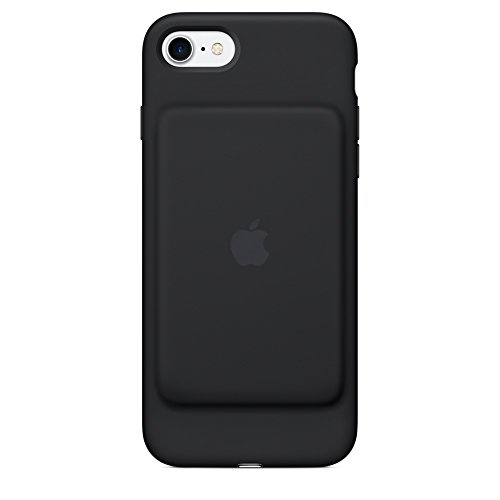 Smart Battery Case per iPhone 7 - Nero