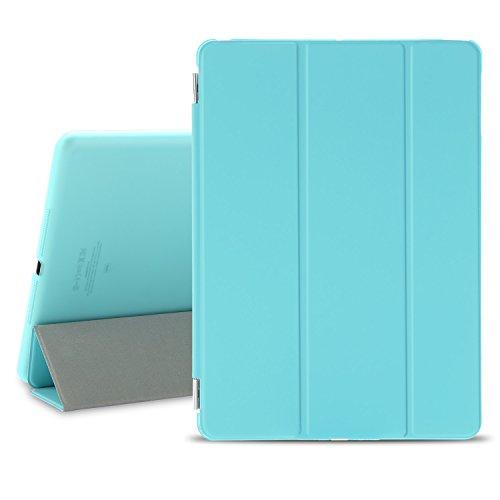 BESDATA SA028-D Tablet-Schutzhülle, Apple iPad Air, hellblau, Stück: 1