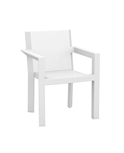 Vondom Set 2 Frame - Sillón Blanc Blanc