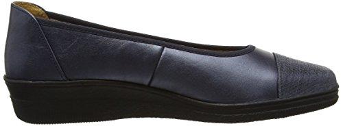 Gabor Shoes 66.4, Ballerini Donna Blu (ocean 56)