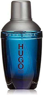 Hugo Boss Perfume - Boss Dark Blue by Hugo Boss - perfume for men - Eau de Toilette, 75ml