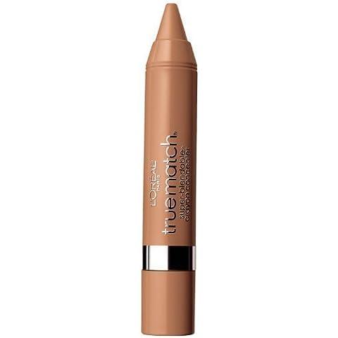L'Oreal Paris True Match Super-Blendable Crayon Concealer, Medium/Deep Neutral [N6-7-8]