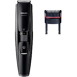 Philips BT5200/16 Tondeuse barbe Series 5000 avec guide de coupe dynamique