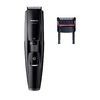 Philips BT5200/16 Tondeuse Barbe avec lames en métal et peigne intégré, noir (B012W0SDFO)   Amazon Products