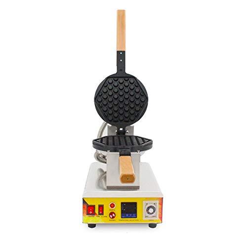 Beper Linea H Waffle Maker Rosso Acciaio