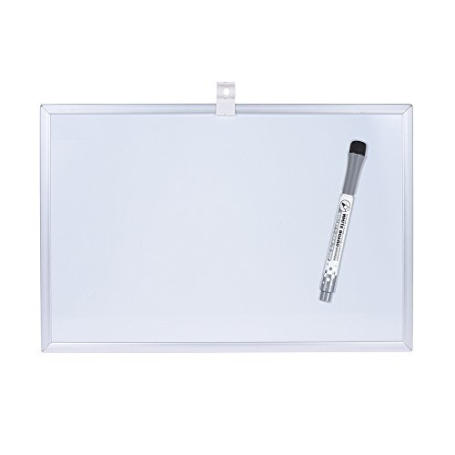 aibecy-dry-erase-magnetic-drawing-writing-board-whiteboard-with-pen-holder-ultra-light-weight-alumin