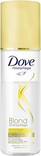 Dove Haarpflege / Blond Glanzpflege Spray/ Ohne Ausspülen/ 200 ml/ Entwirrendes-Pflege-Spray
