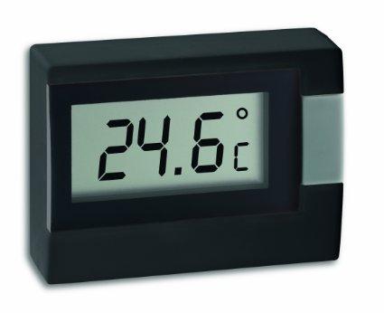 Preisvergleich Produktbild TFA Digitales Thermometer (inkl Batterie) schwarz 30201701