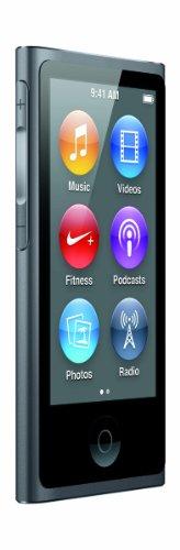 Apple 16GB MP3-Player grau