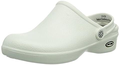 Safety Jogger BESTLIGHT BESTLIGHT Unisex-Erwachsene Clogs & Pantoletten, Weiß (White