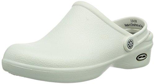 Safety Jogger BESTLIGHT BESTLIGHT Unisex-Erwachsene Clogs & Pantoletten, Weiß (White WHT), EU 39