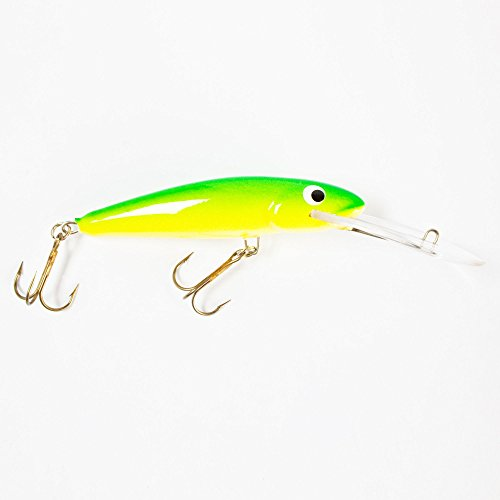 Salmo Trout SDR Wobbler Tiefläufer floating 7,0cm HG