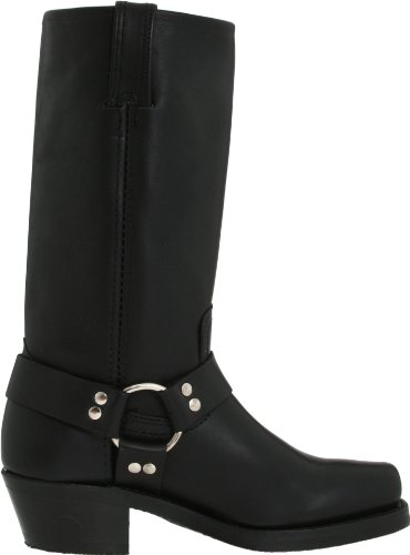 Frye Harness 12R, Boots femme Noir (Blk)