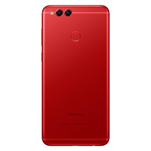 Honor 7X - Smartphone Android 7 0  Pantalla Infinita 5 93  18 9  4G  C  mara 16MP 2MP  4GB RAM  64GB Almacenamiento  procesador Kirin 659 Octa-Core