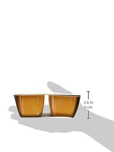 Alpro Soya Dessert softer Karamel, 6er Pack  (6 x 4 x 125g) - 6