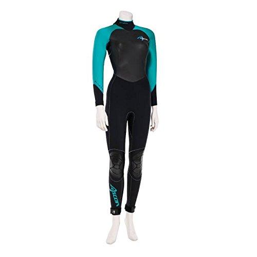 Ascan Style Comfort 5/4mm Damen Neoprenanzug Surfanzug…   04049573562382